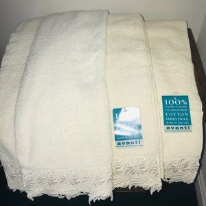 Avanti 4 Piece Towel Set
